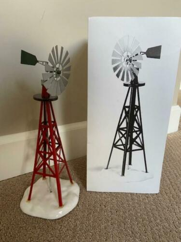 Department 56 Snow Village Windmill #54569