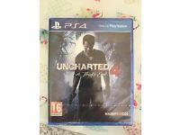 Uncharted 4 Brand New