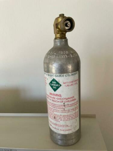 Coca-Cola Breakmate 1.25 # CO2 Gas Tank Cylinder