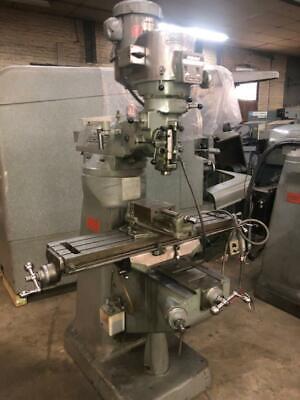 Bridgeport Series I Standard Vertical Milling Machine With 2 Hp Head Mint