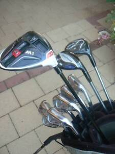 TOP END SET – TAYLORMADE M1, TITLEIST, CALLAWAY, MIZUNO, ADAMS