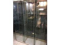 IKEA Glass Display Cabinets