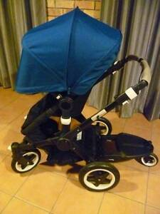 2015 All Black Bugaboo Buffalo - Excellent Condition Macgregor Brisbane South West Preview