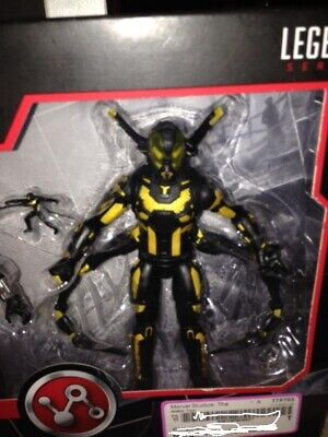 "YELLOWJACKET LOOSE From 2-Pack Marvel Legends Studio First 10 Years 6"" Figure"