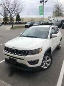 2018 Jeep Compass NORTH|PROXIMITY KEY|AUTOMATIC|LEATHER|BLUETOOT