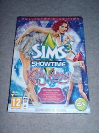 Brand New The Sims 3 Katy Perry Expansion Pack Game for MAC / PC