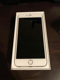 iPhone 6 Plus 128gb - gold edition like new