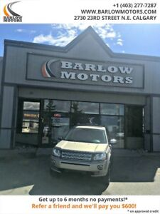 2014 Land Rover LR2 HSE|LEATHER|SUNROOF|NO ACCIDENTS