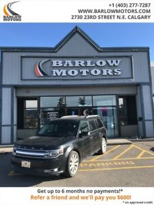 2014 Ford Flex Limited Ecoboost Leather