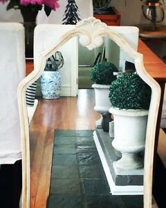 Antique French Shabby Chic Mirrors (matching pair) Marrickville Marrickville Area Preview