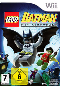 Batman Lego Wii: HBC 4.3E Indiana Jones oder YUGIOH NEU