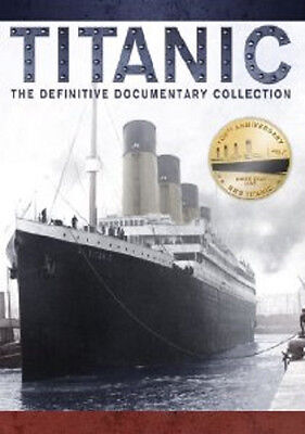 Titanic: The Definitive Documentary Collection (DVD, 2012, 2-Disc Set) - (Definitive Dvd)