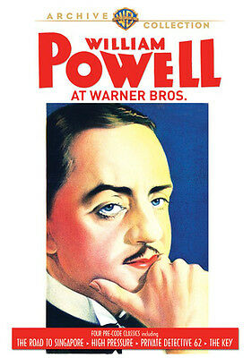 William Powell At Warner Brothers DVD Collection - 4 Filme auf 4