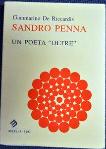 Gianmarino-De-Riccardis-Sandro-Penna-un-poeta-034-oltre-prima-ed-AUTOGRAFATO