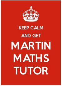 Maths Tutor - KS3/KS4/A-Level