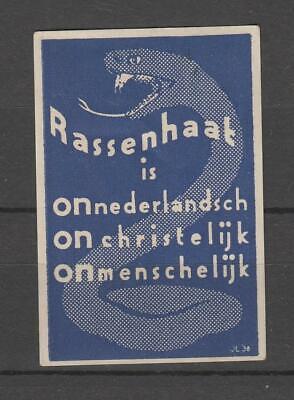 Netherlands cinderellas #117 - Against racism