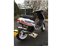 Tc tuning martini typhoon 179 183 Gilera runner