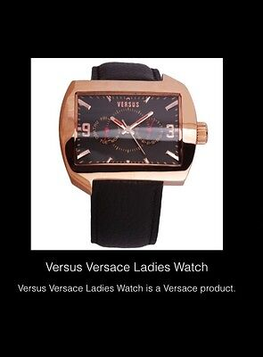 NEW VERSUS BY VERSACE LADIES WATCH