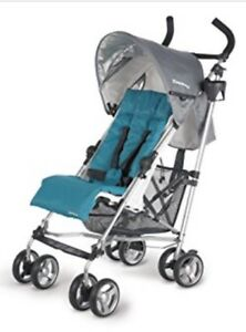 UPPAbaby G-LUXE umbrella stroller with travel bag