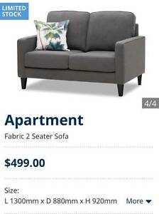 2 seater Sofa - BRAND NEW IN BOX North Haven Port Adelaide Area Preview