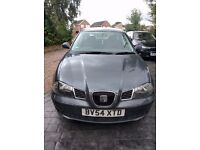 SEAT IBIZA FOR SPARES/REPAIRS (Incl. 1 Year MOT)