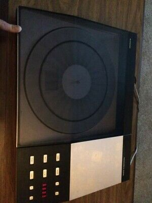Vintage Bang & Olufsen Denmark Beogram 8000 Linear Turntable, transform forT56