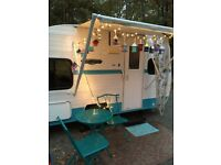 WANTED full time space for camper van
