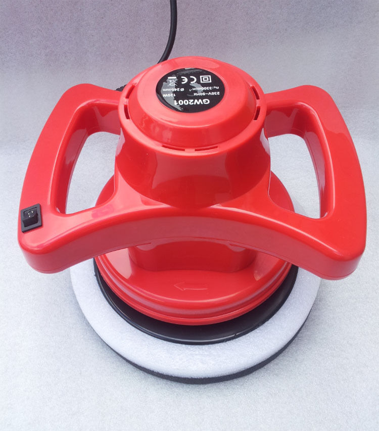 Moss Pro 120W Electric Orbital Motion Car Van Polisher Polis