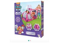 Paw patrol Skye Helicopter Play Tent