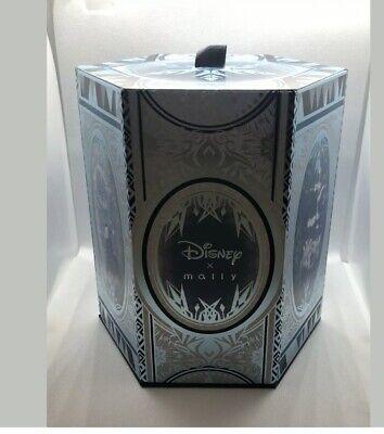 Mally Beauty x Disney Frozen Collection ELSA Make-up 7 Piece Set w/ Ltd Mirror (Disney Frozen Make Up)