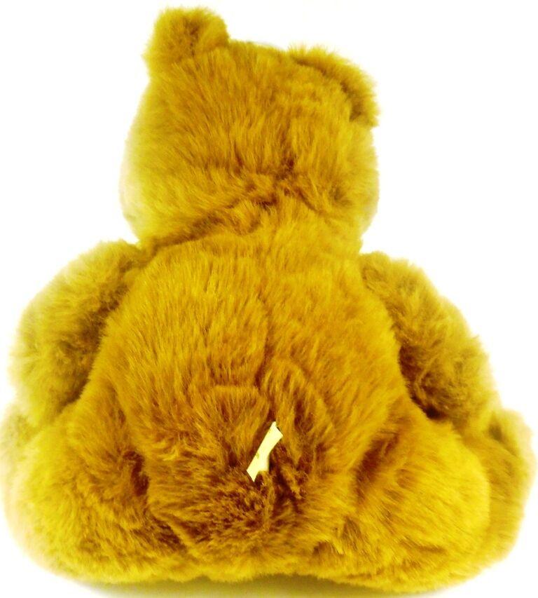 Byron Bear 1989 From Steinbach Vintage 15 Soft Cuddly Teddy Bear Brown Plush - $19.79