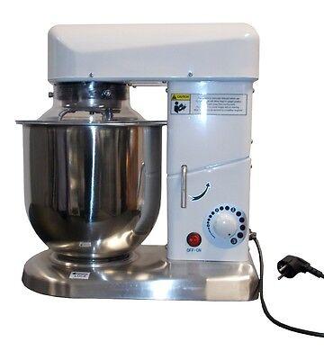 Planetenrührwerk Knetmaschine Teigmaschine 5 Liter Gastlando