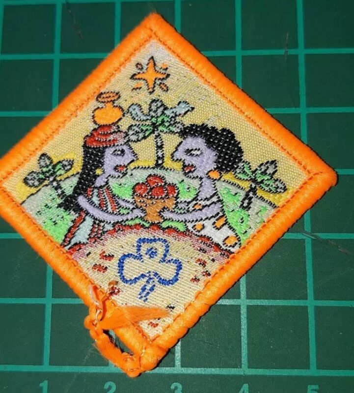 Girl Guides Australia Create a Challenge Badge - Other people