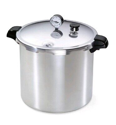 Canning Pot (Presto 23 Quart Pressure Canner Pot and Cooker Extra Large Canning Cookware NEW.)