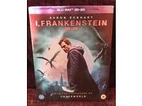 I, Frankenstein brand new And Sealed Blu Ray.