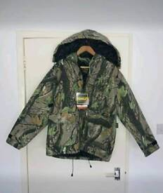 Brand New camouflage jacket