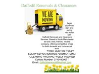 Daffodil Home and Business Removals and Clearance Service