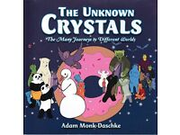 The unknown crystals many journey to different worlds