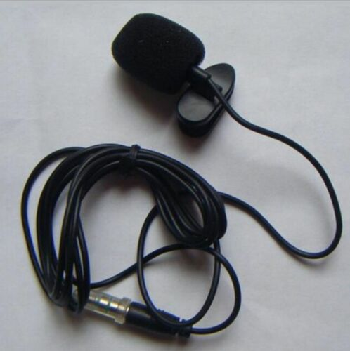 Gopro Hero 3/3+/4 Sports Camera Universal Mini Clip Mic Microphone 3.5mm Jack CA