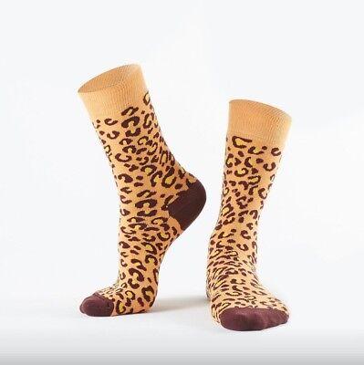 Ausgefallene Design Socken *LOVE - PANDA - LEOPARD* Augenfang Modern ❤ 🐆 🐼