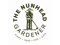 EXPERIENCED GARDEN CENTRE ASSISTANT REQUIRED IN SE5