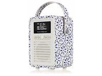 Emma Bridgewater DAB mini Radio - FM, USB, AUX, Bluetooth