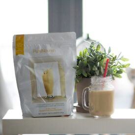 Pure Nourish 100% Natural Meal replacement shake