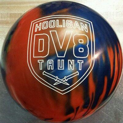 14lb DV8 Hooligan Taunt Bowling Ball NIB!