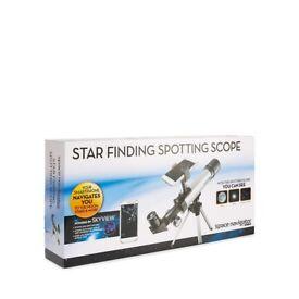Starfinder Telescope with Smart Phone Mount
