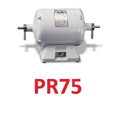 2 Speed Polishing Lathe 1725 3450 Rpm 13 Hp Ray Foster Pr75 Dental Lab Fda