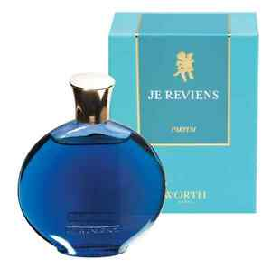 Je Reviens For Women By Worth 30ml Parfum Extract New And Cellophane Sealed.