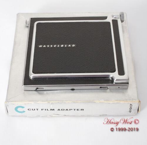 Hasselblad Cut Film Adapter Classic V Series 41017