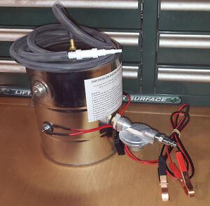 EVAP Smoke Machine Diagnostic Emissions Vacuum Leak Detection Tester NEW
