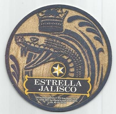 16 Estrella Jalisco Beer / Bar Coasters